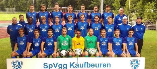 Das Landesliga-Team der SVK in der Saison 18/19. Foto: Jens Homann