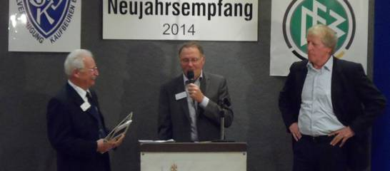 Neujahrsempfang 2014 mit Erich Rutemöller