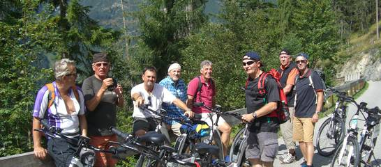 2016 - großer Radl-Ausflug rund um Reutte