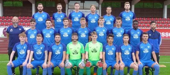 Das Landesliga-Team der SVK in der Saison 19/20; Foto: W.Ressel