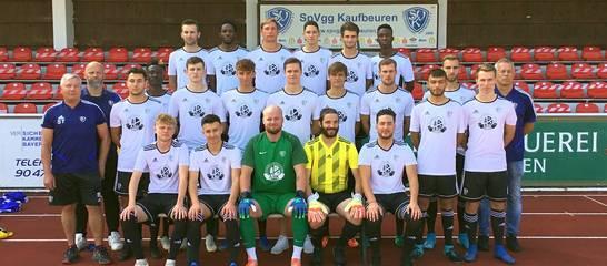Das Landesliga-Team der SVK in der Saison 19/20; Foto: privat