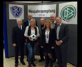 Vorstandschaft des Fördervereins der SpVgg Kaufbeuren e.V.