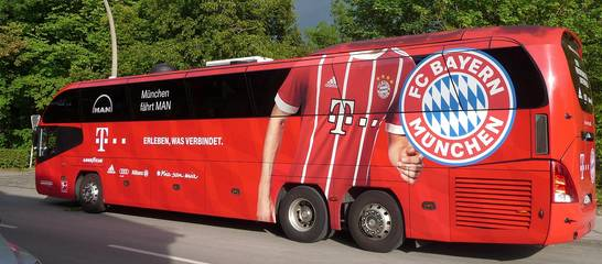Zu Besuch in Kaufbeuren - C-Jugend des FCB